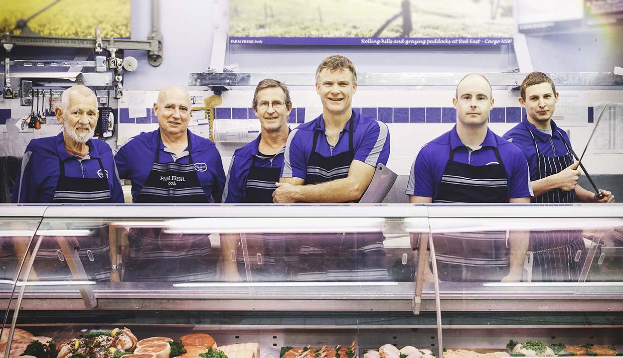 paddington butcher