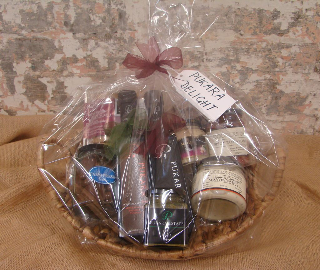 Xmas Gift baskets - Pukara Delight